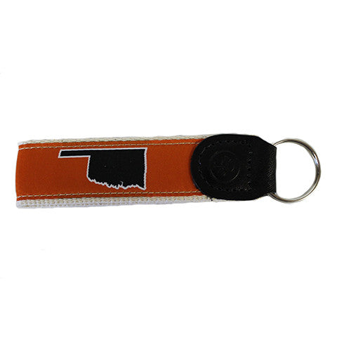 Oklahoma Stillwater Gameday Key Fob