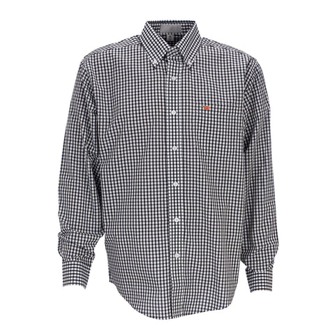 Oklahoma Stillwater Gameday Pennington Woven Shirt Black