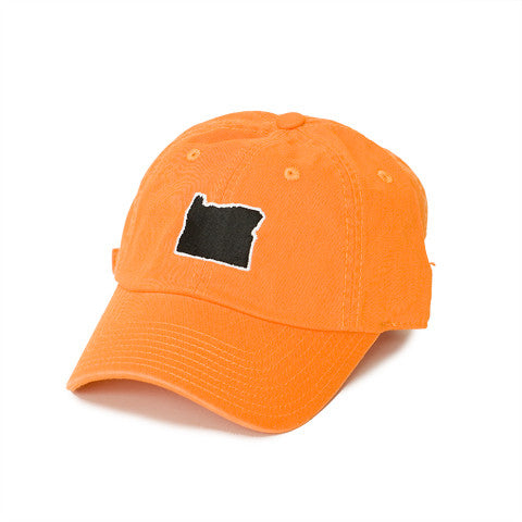 Oregon Corvallis Gameday Hat Orange