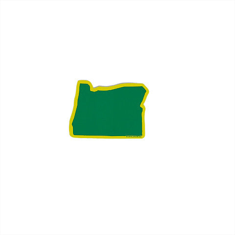 Oregon Eugene Gameday Sticker
