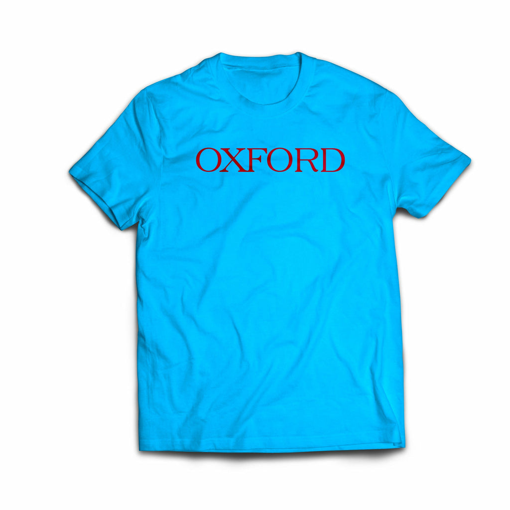 Oxford Mississippi City Series T-Shirt
