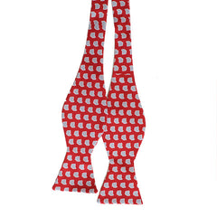 Ohio Columbus Gameday Bow Tie Scarlet