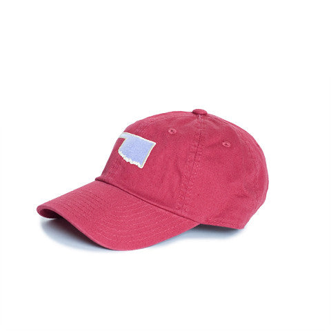 Oklahoma Norman Gameday Hat Crimson