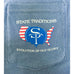 Old Glory T-Shirt Blue Jean
