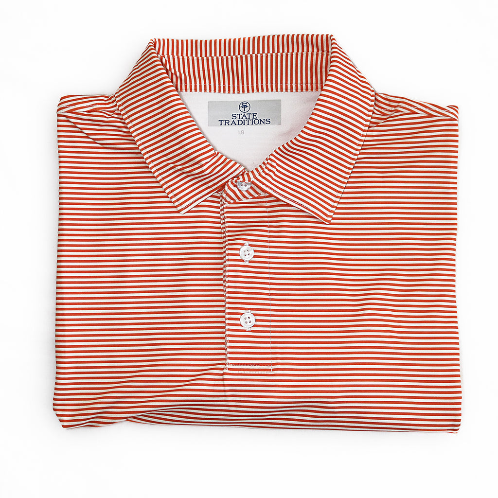 """The Tips"" Everyday Performance Polo"