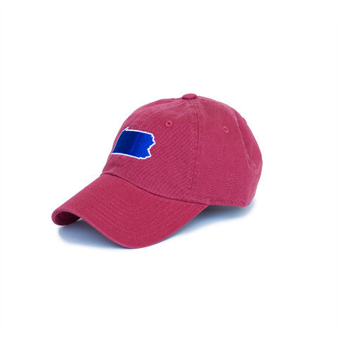 Pennsylvania Gameday Hat Red