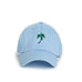 State Traditions Palm Tree hat Light blue