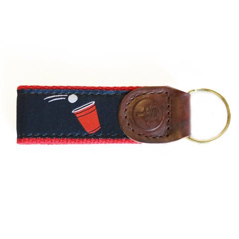 Party Cup Key Fob