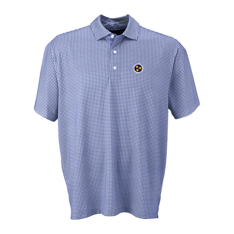 Nashville Hockey Perry Polo Navy