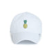State Traditions Pineapple Hat White