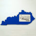 Kentucky Picture Frame