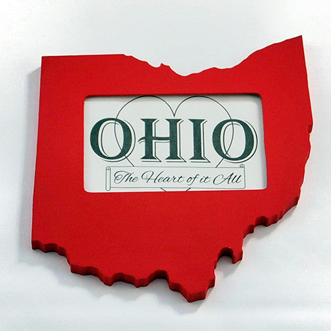 Ohio Picture Frame