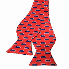 Mississippi Oxford Gameday Bow Tie