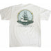 Coastal Collection Relentless T-Shirt White
