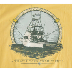 Coastal Collection Relentless T-Shirt Butter