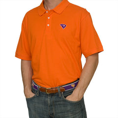 South Carolina Clemson Gameday Polo Orange