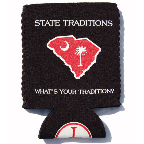 South Carolina Columbia Gameday Koozie