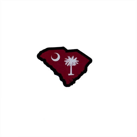 South Carolina Columbia Gameday Sticker