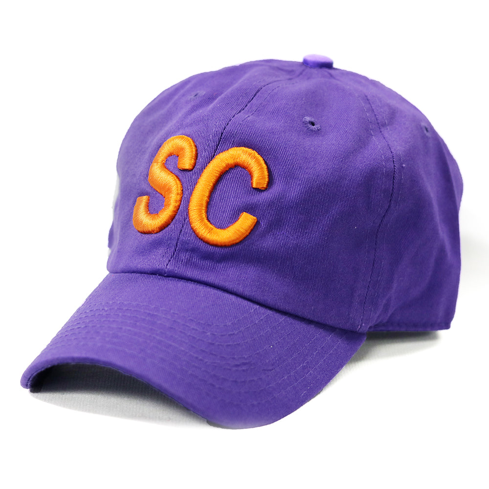 "South Carolina ""SC"" State Letters Hat"