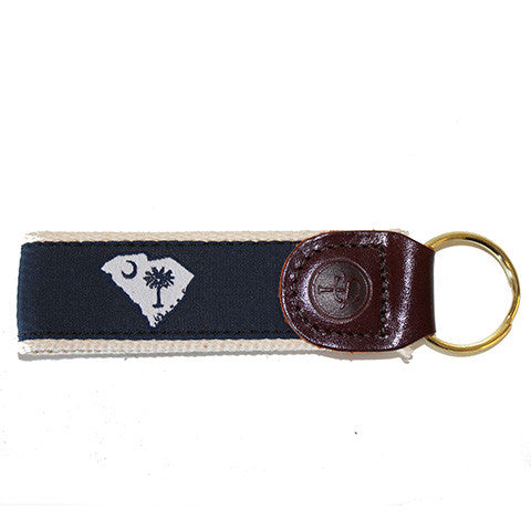 South Carolina Traditional Key Fob