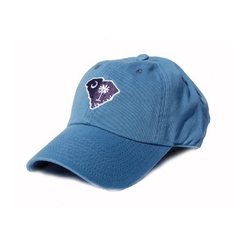 South Carolina Traditional Hat Gulf Blue