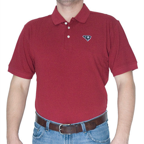 South Carolina Columbia Gameday Polo Garnet