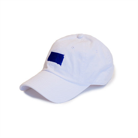 South Dakota Gameday Hat White