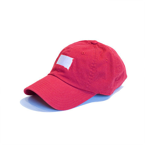 South Dakota Gameday Hat Red