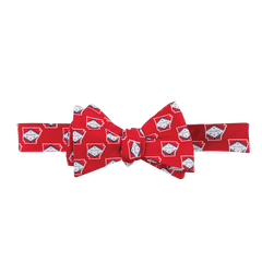 Arkansas Traditional Bow Tie Red