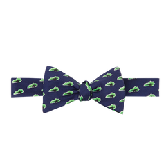 Kentucky Traditional Bow Tie Navy