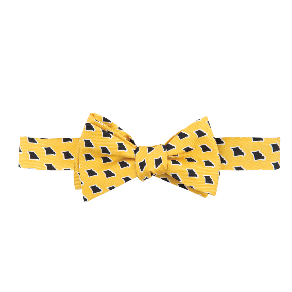 Missouri Columbia Gameday Bow Tie