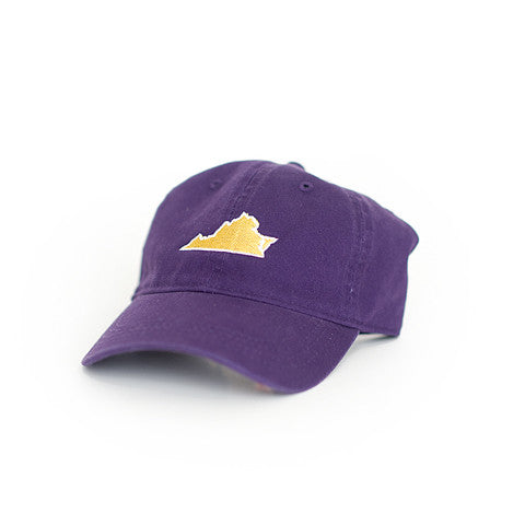 Virginia Harrisonburg Gameday Hat Purple