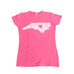 North Carolina Love Women's T-Shirt Pink