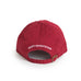 Crimson Alabama Tuscaloosa Gameday Hat Crimson Back View
