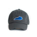 Kentucky Lexington Gameday Charcoal Grey Hat Front View