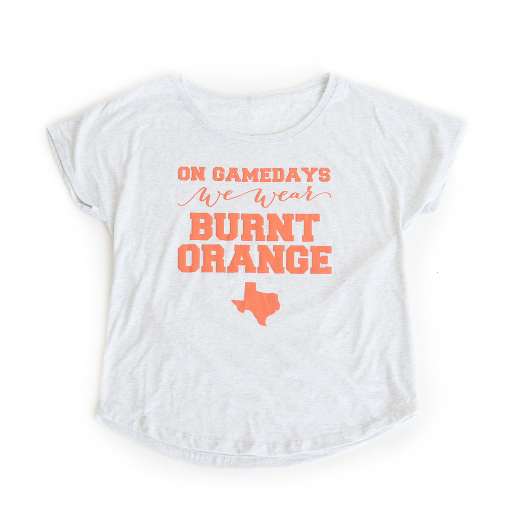 Texas Women's Gameday T-shirt White