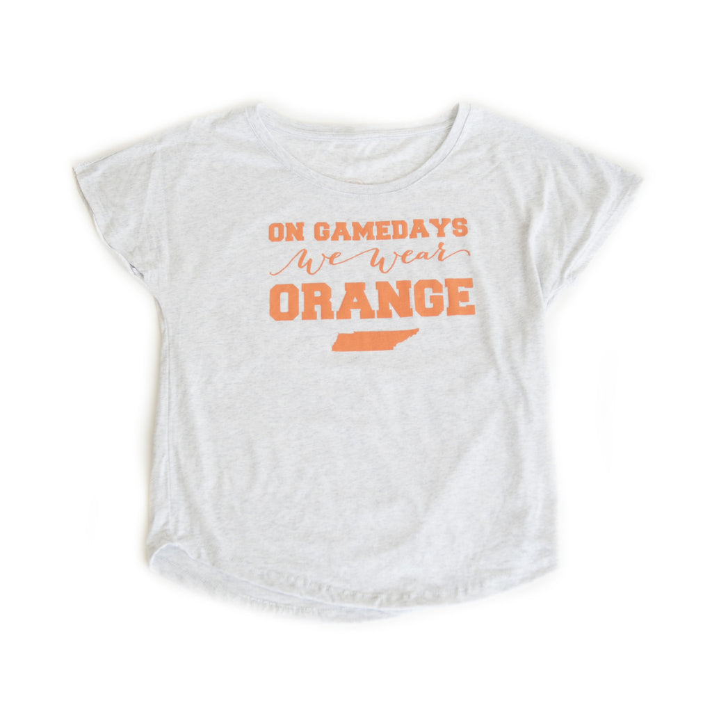 Tennessee Women's Gameday T-shirt White