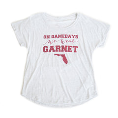 Florida Women's Gameday T-shirt White