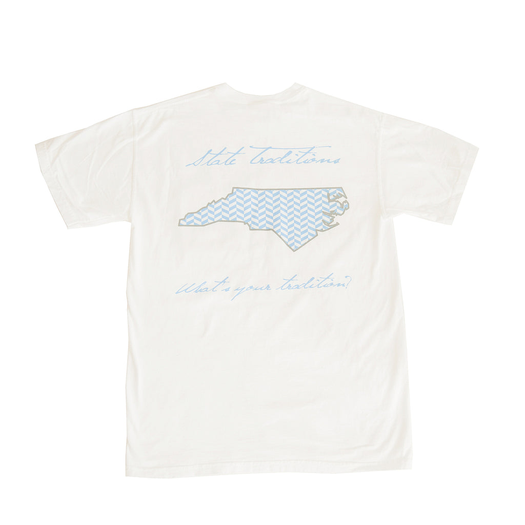North Carolina Chapel Hill Herringbone T-Shirt