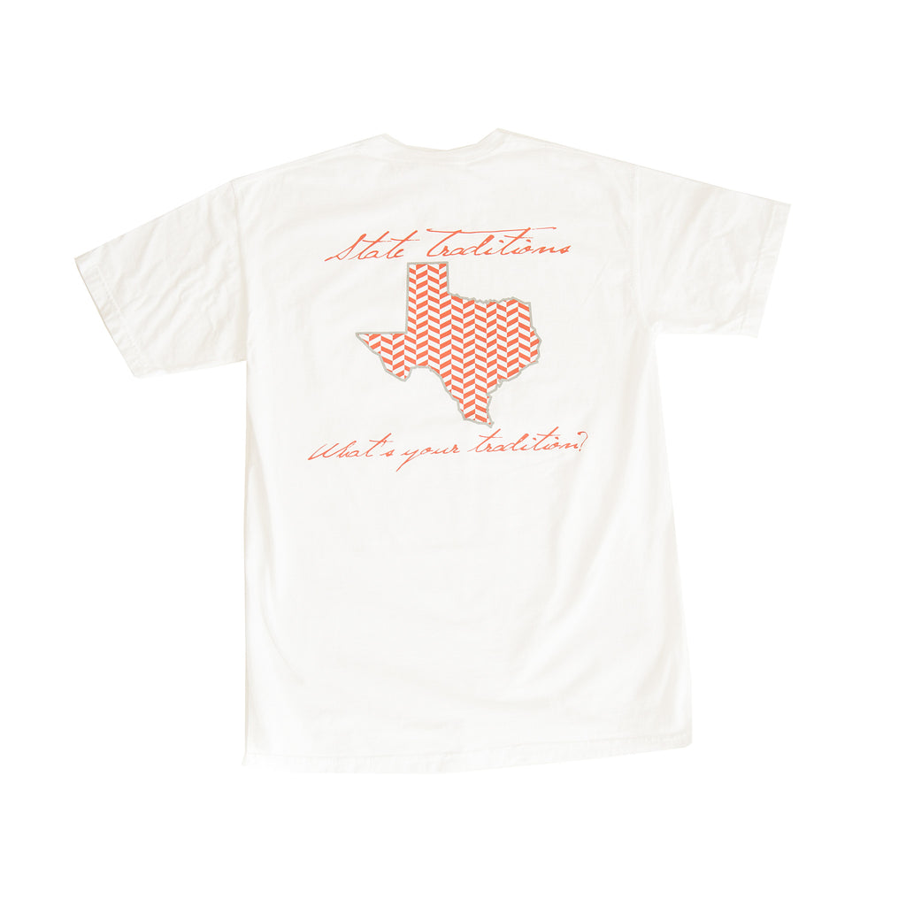 Texas Austin Herringbone T-Shirt