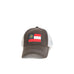 GEORGIA PATCH TRUCKER HAT The Great State of Georgia flag cap
