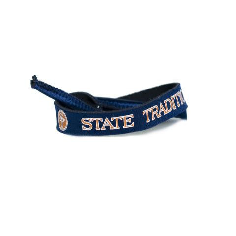 State Traditions Croakies Navy with Orange