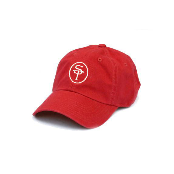 ST Logo Hat Red