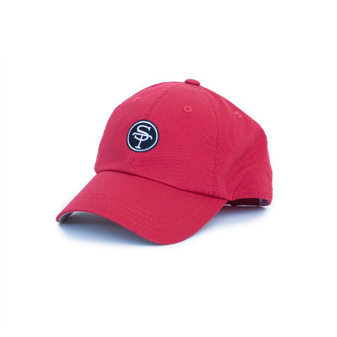 "State Traditions ""ST"" Hat Red"