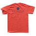 State Traditions Logo T-shirt Bright Salmon
