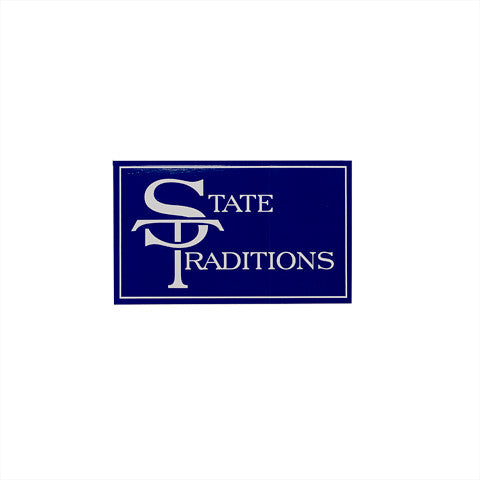 State Traditions Sticker