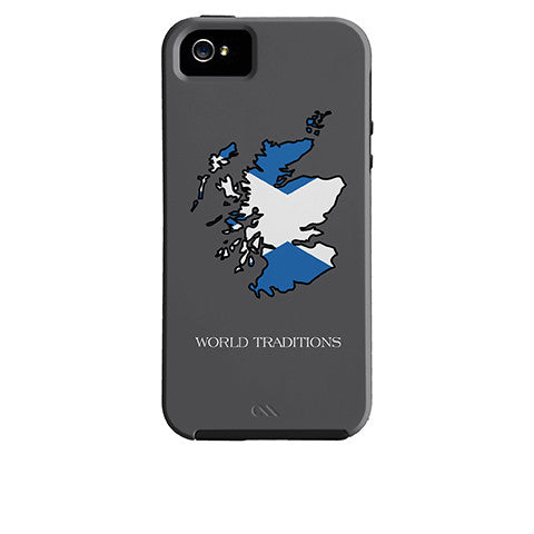Scotland Traditional iPhone Case