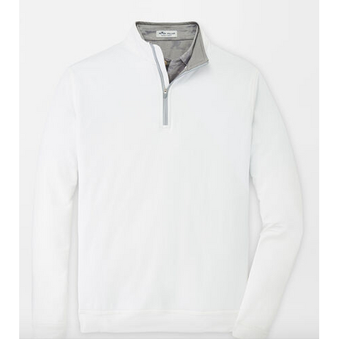 Crawford Square Perth Stretch Loop Terry Quarter-Zip