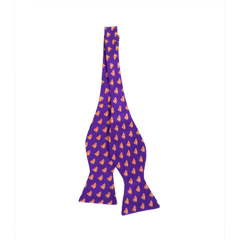 South Carolina Clemson Gameday Bow Tie Purple