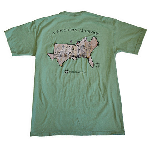 Southern Flight T-Shirt Bay